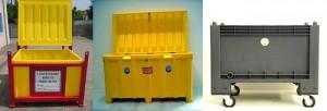 contenitori per chimici
